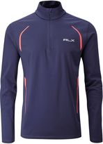 RLX Ralph Lauren Men's Long Sleeve 12 Zip Jumper