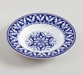 Pottery Barn Nova Deruta Wide Rim Pasta Bowls, Set of 4