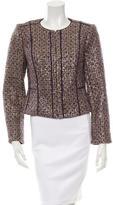 Tory Burch Embellished Tweed Jacket w/ Tags