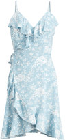 Ralph Lauren Floral-Print Wrap Dress