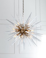 Visual Comfort Quincy Medium 20-Light Sputnik Pendant