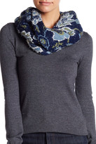 Collection XIIX Proeta Twisted Feathered Cowl Scarf