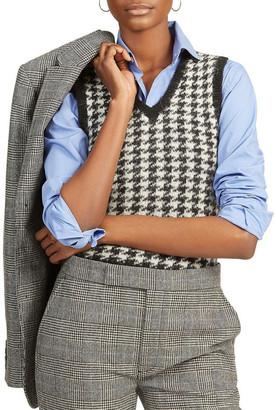 Polo Ralph Lauren Wool-Blend Sweater Vest