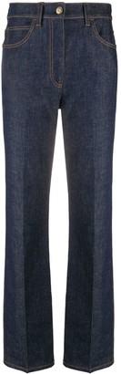 Fendi Straight-Leg Jeans