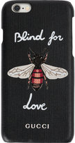 Gucci Blind for Love iPhone 6 case - women - Plastic/Polyurethane - One Size