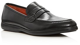 Gentle Souls by Kenneth Cole Men's Stuart Leather Penny Loafers