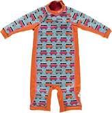 Pop-In Snug Suit, Campervan Blue, Toddler X-Large