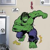 Roommates Marvel Classic Hulk Peel & Stick Wall Stickers