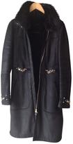 Gucci Black Fur Coat