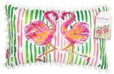 Lilly Pulitzer Flamingo Print Pillow