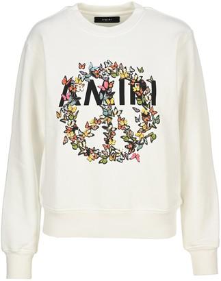 Amiri Graphic Print Sweatshirt