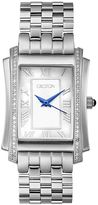 Croton Women's Diamond Stainless Steel Watch