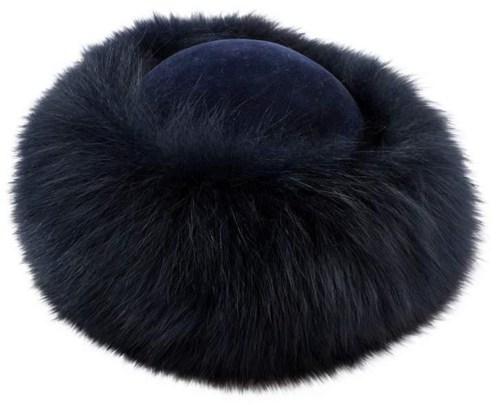 Chanel Wool Hat