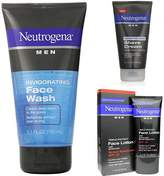 Neutrogena Men's Skincare Solution Regimen Pack