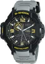 Casio Men's G-Shock GA1000-8A Rubber Quartz Watch