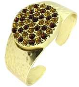 Dolce Vita Designer bracelet 'Illuminations'brown gold - 33x28 mm (1.30''x1.10'').