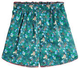 Tommy Hilfiger Printed Silk Shorts