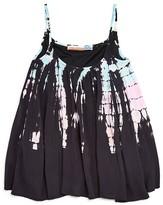 Vintage Havana Girls' Tie Dye Drape Tank - Sizes S-XL