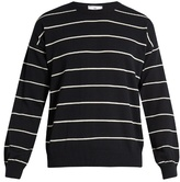 Ami Crew-neck cotton sweater