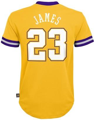 Nba Boys 8-20 Los Angeles Lakers LeBron James Replica Jersey