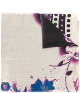 Etro - écharpe imprimée en cachemire