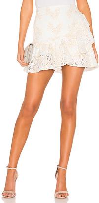 NBD Rainfall Mini Skirt