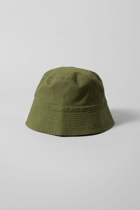 Weekday Cover Bucket Hat - Green