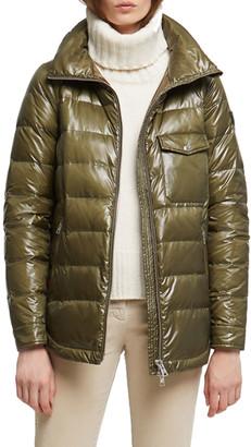 Woolrich Alquippa Channel-Quilt Jacket