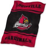 Ultrasoft Louisville Cardinals Blanket
