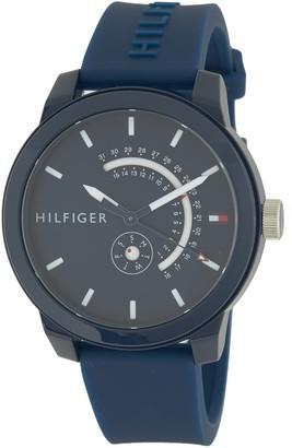 Tommy Hilfiger Men's Denim Sport Watch, 44mm