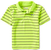 Under Armour Baby Boys 12-24 Months Game Stripe Short-Sleeve Polo Shirt
