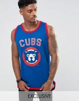 Majestic Cubs Mesh Vest