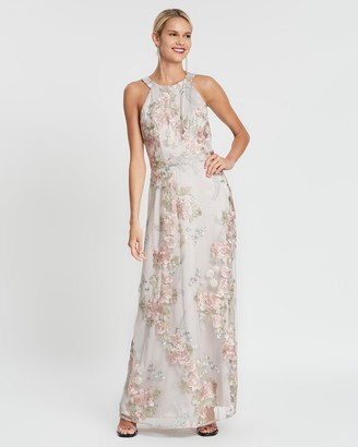 Review Love Spell Maxi Dress