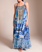 Camilla Power of Prayer Drawstring Dress