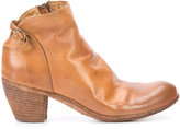 Officine Creative Chabrol ankle boots - women - Buffalo Leather/Calf Leather - 36