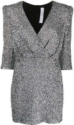IRO Justify sequin mini dress