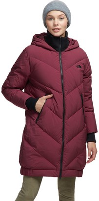 The North Face Albroz Down Parkina - Women's