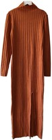 Free People Brown Polyester Dresses