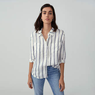 Fame & Partners Loose Buttondown Shirt