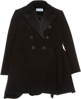 Dice Kayek Double Breasted Flare Coat