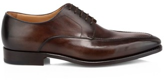 Paul Stuart Gaeta Lace-Up Leather Derby Shoes