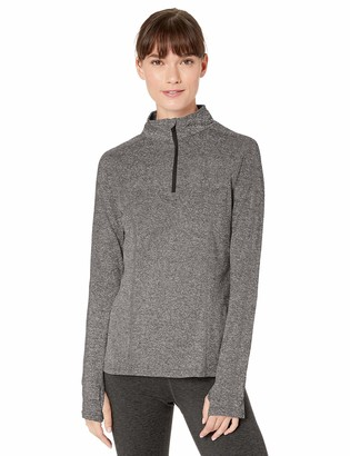 Jockey Women's Active Half Zip Pullover Top