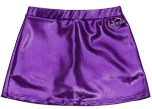 Obersee Big Girls Cheer and Dance Skirt
