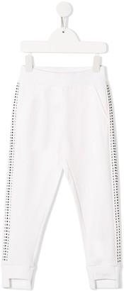MonnaLisa Embellished Tracksuit Trousers