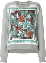 Burberry Beasts print sweatshirt