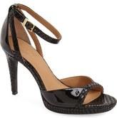 Calvin Klein 'Persey' Ankle Strap Sandal (Women)