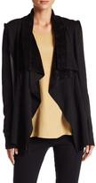 Anama Cascading Collar Jacket