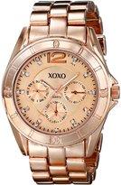 XOXO Women's XO5656 -Tone Bracelet Analog Watch