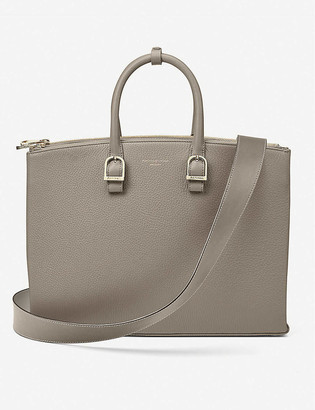 Aspinal of London Madison leather tote bag
