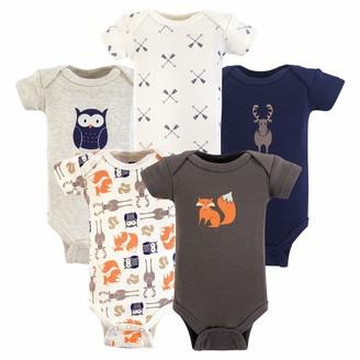 Hudson Baby baby boys Cotton Preemie Bodysuits Bodysuit